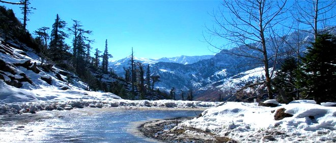 The Holiday Point | Haseen Himachal Tour Packages